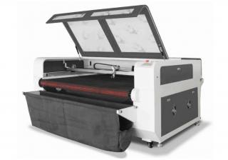 Лазерно-гравировальные станки с ЧПУ для резки ткани серии LM F