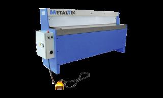 Электромеханические гильотины MetalTec серии GS