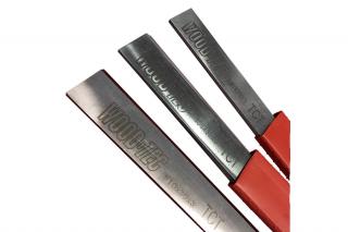 Ножи строгальные с твердосплавной напайкой серии НСТП