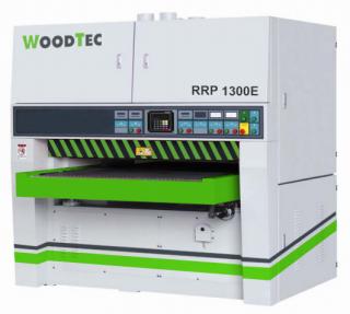 Калибровально-шлифовальные станки WoodTec серии RRP