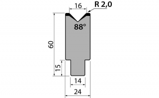 Матрицы R1 серии AMR60.16.88