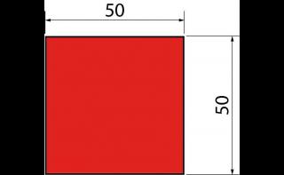 Полиуретановые вставки серии GM 50X50