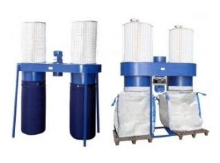 Пылеуловители для очистки от мелкодисперсной пыли серии ПФЦ