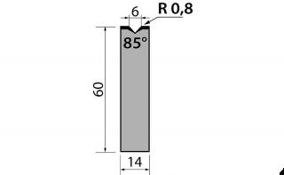 Матрицы серии AMR60.06.85