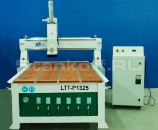 Фрезерные станки с ЧПУ серии LTT-P