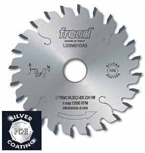 Подрезные конические пильные диски Freud серии LI25M