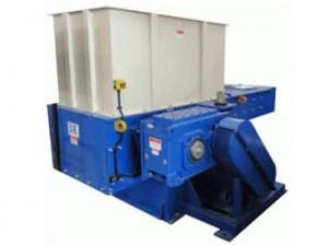 Шредеры для измельчения древесных отходов серии WT