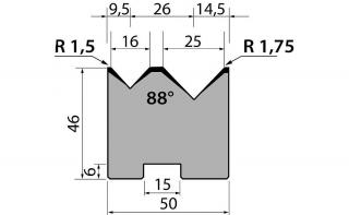 Матрицы R1 серии 46.16