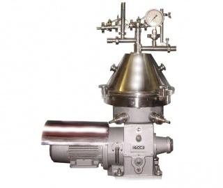 Сепараторы-сливкоотделители серии Ж5-ОС
