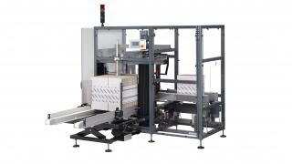 Автоматические формовщики коробов серии C Lantech