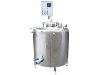 Ванна длительной пастеризации молока серии ВДПЭЗ