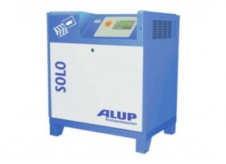 Винтовые компрессоры серии SOLO Plus-О (oil-free)