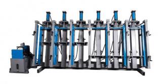 Прессы гидравлические универсальные для склеивания бруса и щита серии SL-PT