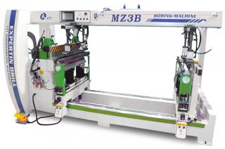 Сверлильно-присадочные станки серии MZ-B