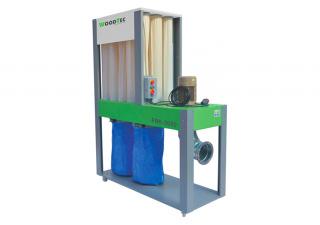 Пылеулавливающие агрегаты WoodTec серии FRK