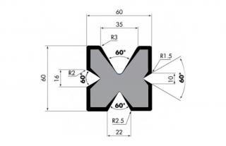 Матрицы серии M460.60