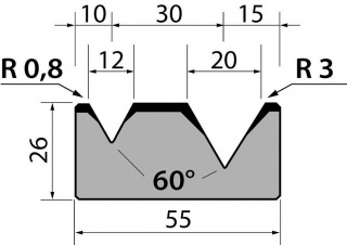Матрицы серии M26.60.03