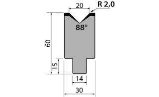 Матрицы R1 серии AMR60.20.88