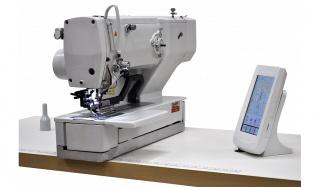 Петельные промышленные швейные машины серии ME