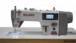 Прямострочные промышленные швейные машины серии Mauser Spezial ML8125