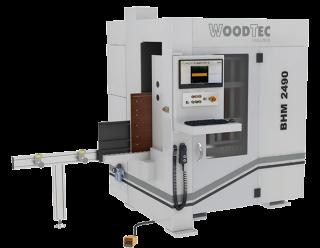 Автоматические сверлильно-присадочные станки с ЧПУ WoodTec серии BHM 2490