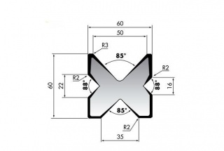 Матрицы призмы серии M460