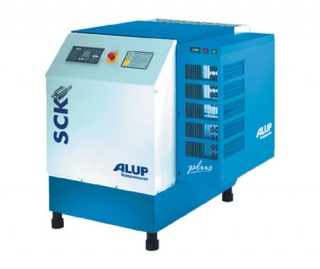 Винтовые компрессоры ALUP серии SCK