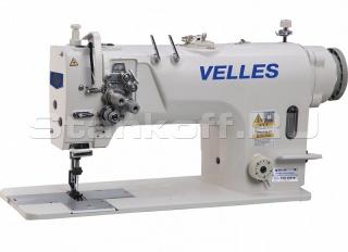 Прямострочные двухигольные промышленные швейные машины серии VLD 2845