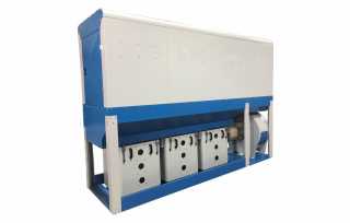 Пылеулавливающие агрегаты серии UNS
