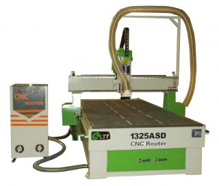 Фрезерные станки с ЧПУ м полуавтоматической сменой инструмента серии ASD
