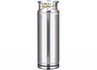 Вертикальные криоцилиндры для азота и кислорода серии DPL