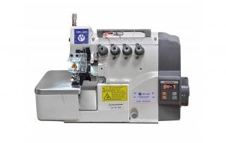 Стачивающе-обметочные оверлоки промышленные швейные машины серии VO 900