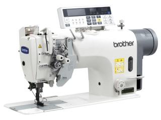 Двухигольные промышленные швейные машины T-8452C Brother
