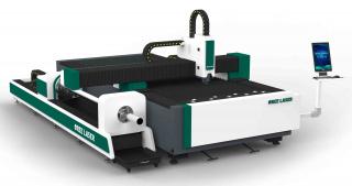 Станки оптоволоконной лазерной резки листов и труб серии OR-FT