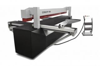Автоматические круглопильные форматные станки серии Concept 350