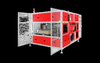 Высокоскоростные стреппинг машины для обвязки картона серии TP-CIL