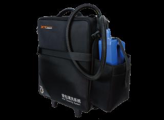 Переносные устройства для лазерной очистки металлов импульсного типа в рюкзаке серии XTL-QXC compact