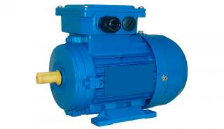 Общепромышленные электродвигатели серии АИР