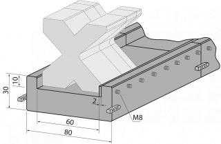 Держатели матриц R1 серии C 1050/RS