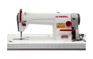 Прямострочные промышленные швейные машины серии Aurora