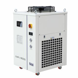 Чиллеры для оптоволоконных лазерных станков S&A серии CWFL