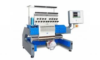 Промышленные одноголовочные вышивальные машины серии ZSK SPRINT