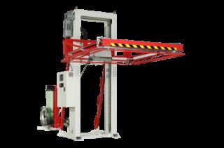 Автоматические стреппинг машины для горизонтальной обвязки паллет серии TP-H