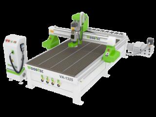 Фрезерно-гравировальные станки с ЧПУ Woodtec серии VA