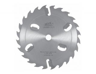 Пильные диски с твердосплавными напайками для многопильных станков серии A