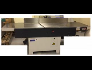 Фуговальные станки с диагональным валом серии SF-D