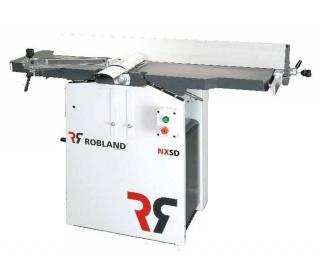 Фуговально-рейсмусовые станки Robland серии NXSD