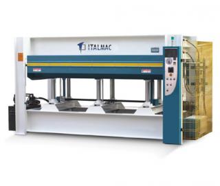 Прессы горячие Italmac серии GHP 6x100