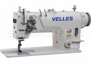 Прямострочные двухигольные промышленные швейные машины серии VLD 2872