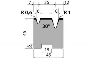 Матрицы R1 серии 46.17